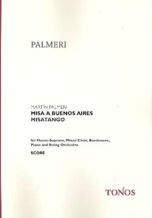 Martin Palmeri - Misa in Buenos Aires. Driver - Sheet Music - di-arezzo.com