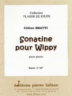 Sonatine pour Wippy Célino Bratti Partition Piano - laflutedepan