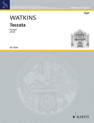 Huw Watkins - Toccata - Partition - di-arezzo.fr