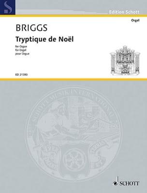 Briggs - Triptyque de Noël - Partition - di-arezzo.fr