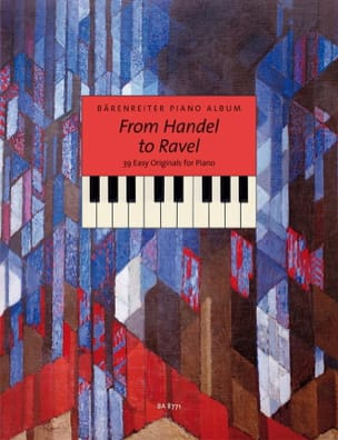 - From Haendel to Ravel - Partition - di-arezzo.fr