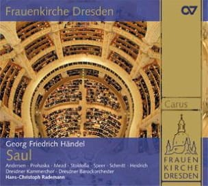 HAENDEL - Saul HWV 53 - CD - Accessory - di-arezzo.co.uk