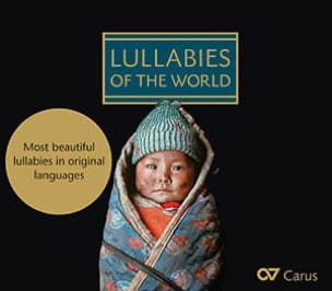- Lullabies of the world - CD - Accessoire - di-arezzo.fr
