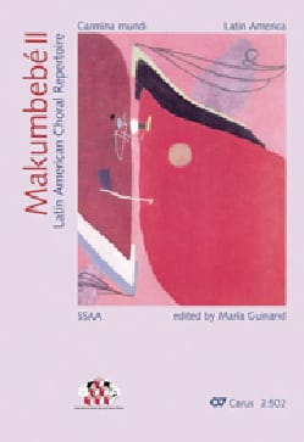 Makumbebé II - Partition - di-arezzo.fr