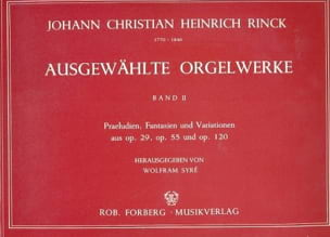 Ausgewählte Orgelwerke. Volume 2 - laflutedepan.com