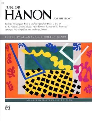 Junior Hanon - Charles-Louis Hanon - Partition - laflutedepan.com