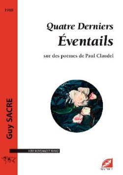 Quatre derniers éventails sur des poèmes de Paul Claudel laflutedepan