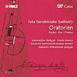 Oratorios - Félix MENDELSSOHN - Partition - Chœur - laflutedepan.com
