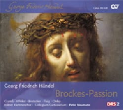 HAENDEL - Brockes-passion Hwv 48. 2CD - Sheet Music - di-arezzo.com