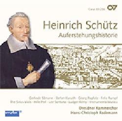 Auferstehunghistorie - SCHUTZ - Partition - Chœur - laflutedepan.com