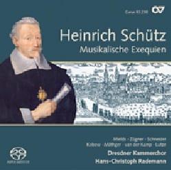 Heinrich Schütz - Musikalische Exequien. - Partition - di-arezzo.fr