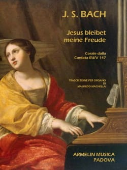 BACH - Jesus bleibet meine Freude Bwv 147 - Partition - di-arezzo.fr