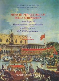 - Musiche per gli Organi della Serenissima - Sheet Music - di-arezzo.com