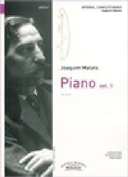 Joaquim Malats - Piano. Volume 2 - Sheet Music - di-arezzo.co.uk