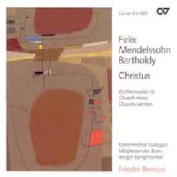 Christus - MENDELSSOHN - Partition - Chœur - laflutedepan.com
