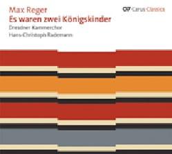 Max Reger - Es waren zwei Königskinder - Partition - di-arezzo.fr