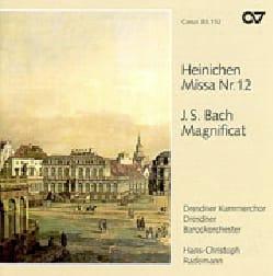 Missa n° 12 / Magnificat - laflutedepan.com