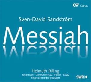 Messiah (2 CD) - Sven-David Sandström - Partition - laflutedepan.com