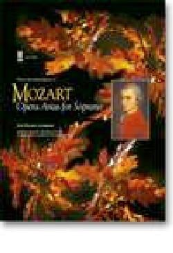 Opera arias for Soprano MOZART Partition Opéras - laflutedepan