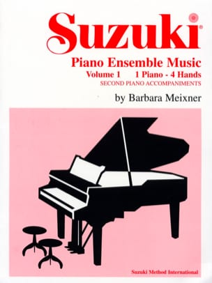 Suzuki - Piano together music duet. Volume 1 - Sheet Music - di-arezzo.com