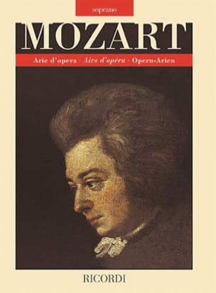 MOZART - Arie d'opera. Soprano - Sheet Music - di-arezzo.co.uk