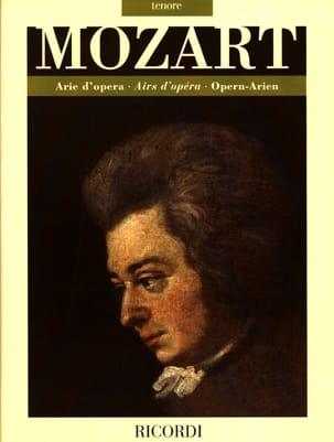 MOZART - Arie d'opera. Tenor - Sheet Music - di-arezzo.co.uk