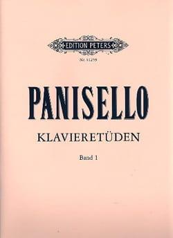 Fabian Panisello - Klavieretüden Volume 1 - Partition - di-arezzo.fr