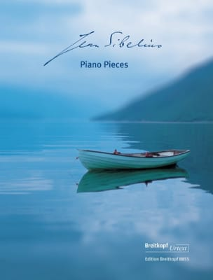 Piano pieces - SIBELIUS - Partition - Piano - laflutedepan.com