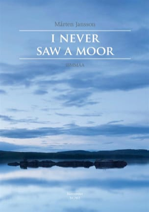 Marten Jansson - I never saw a moor - Sheet Music - di-arezzo.co.uk