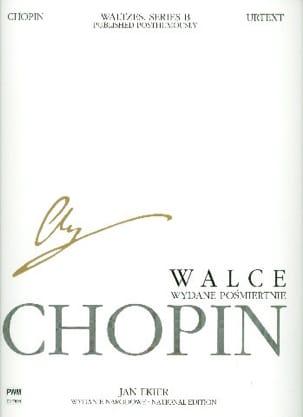 CHOPIN - Waltzes. Serie B - Sheet Music - di-arezzo.co.uk