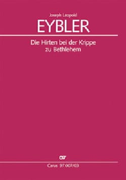 Die Hirten bei der Krippe zu Bethlehem - laflutedepan.com