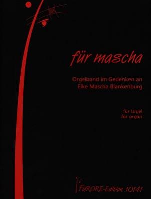 Für Mascha - Partition - Orgue - laflutedepan.com