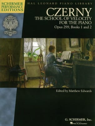 CZERNY - School of velocity opus 299. Part 1 - Sheet Music - di-arezzo.co.uk