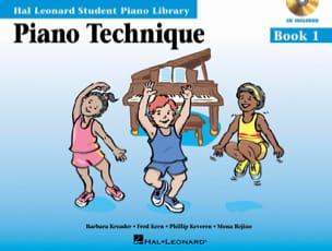 Piano technique. Volume 1 - laflutedepan.com