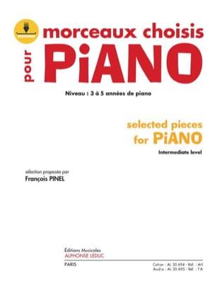 - Pieces chosen for piano - Sheet Music - di-arezzo.co.uk