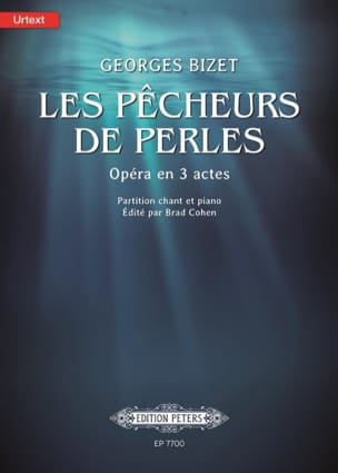 Georges Bizet - The Pearl Fishers - Sheet Music - di-arezzo.co.uk