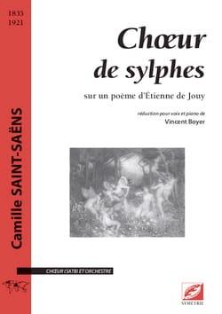 Choeur des Sylphes - Camille Saint-Saëns - laflutedepan.com