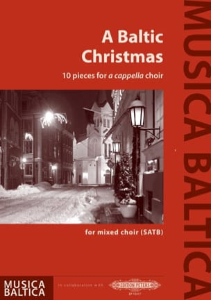 A Baltic Christmas - Partition - Chœur - laflutedepan.com