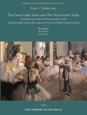 TCHAIKOWSKY - Ballet Suites Swan Lake y Cascanueces - Partitura - di-arezzo.es