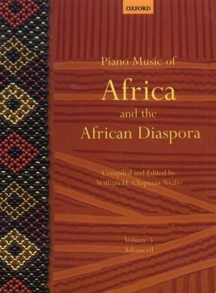 - Piano Music Of Africa And The African Diaspora Volume 5 - Partition - di-arezzo.fr