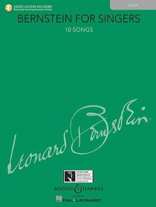 Bernstein for Singers. Ténor - Leonard Bernstein - laflutedepan.com