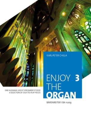 - Enjoy the organ. Volume 3 - Partition - di-arezzo.fr