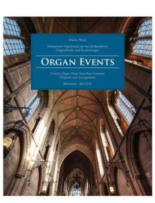 - Organ Events - Sheet Music - di-arezzo.com