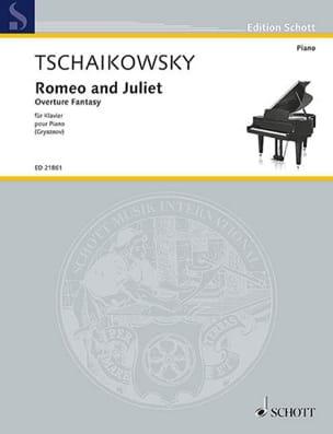 Roméo et Juilette - Piotr Illitch Tchaikovsky - laflutedepan.com