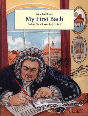 BACH - Mi primer Bach - Partitura - di-arezzo.es