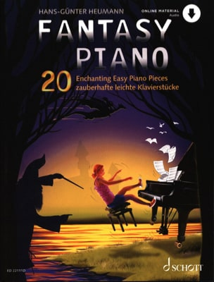 Hans-Günter Heumann - Fantasy Piano. - Sheet Music - di-arezzo.co.uk