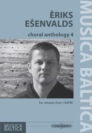 Choral Anthology 4 Eriks Esenvalds Partition Chœur - laflutedepan