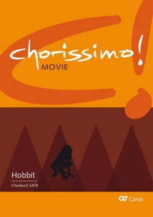 The Hobbit Volume 2 (SATB) - Steve Gallagher - laflutedepan.com