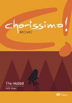Steve Gallagher - The Hobbit Volume 2 SATB - Partition - di-arezzo.fr