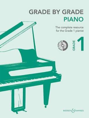 - Grade by grade piano. Volume 1 - Partition - di-arezzo.fr